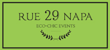Go Green - rue29 Napa Valley Wedding & Event Planner